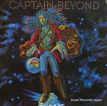 CAPTAIN BEYOND s/t