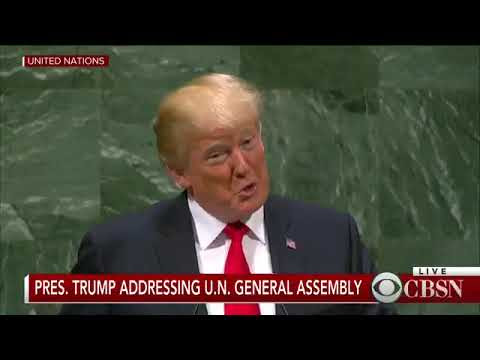 How embarrassing: UN General Assembly laughs at Trump's false claims