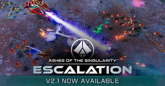 Escalation v2.1 Update is Now Available!