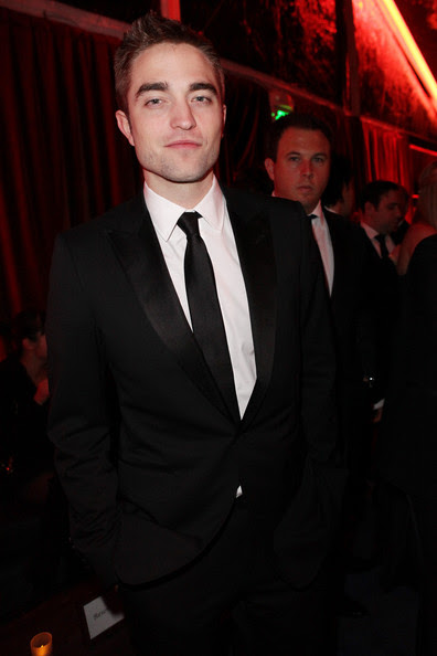 Robert Pattinson - The Weinstein Company's 2013 Golden Globe Awards After Party Presented By Chopard, HP, Laura Mercier, Lexus, Marie Claire, And Yucaipa Films - Inside