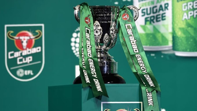 Carabao Cup: Round Two Draw to Take Place Live on Sky Sports Football