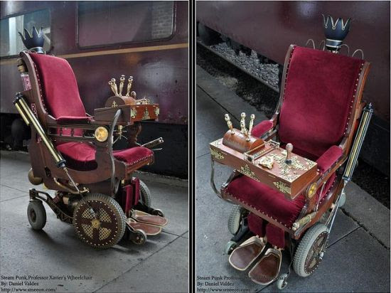 51 Best Wheelchair Cosplay Images On Pinterest