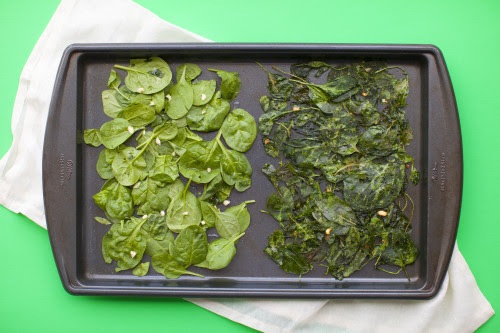 Spinach Chips Recipe :: Suja Juice