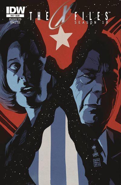 X-Files Season 10 #24