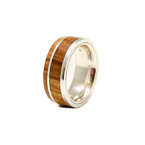 Odd Dual Band & Wild Olivewood   FREE Shipping   Wooden