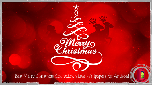 10 Best Christmas Countdown Live Wallpapers for Android - AndroidBooth