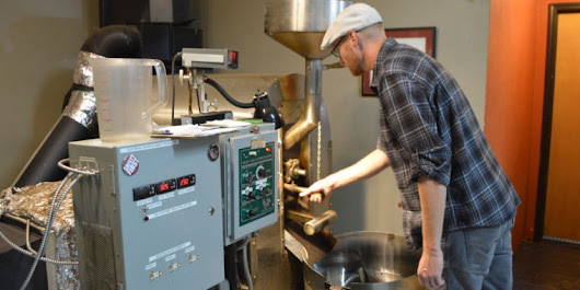 """They thought we were building a death ray"": Meet Colorado's solar java roasters"