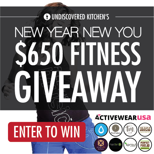 Enter the Ultimate Fitness Giveaway!