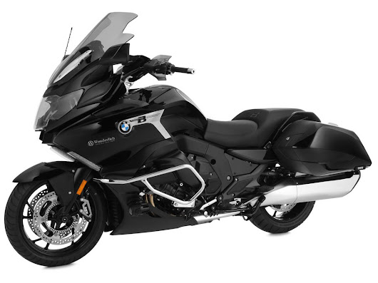 Larger Wunderlich Ergo 2 Screen for the BMW K1600 Bagger | ResCogs