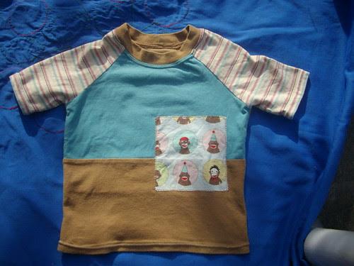 T-shirt, front