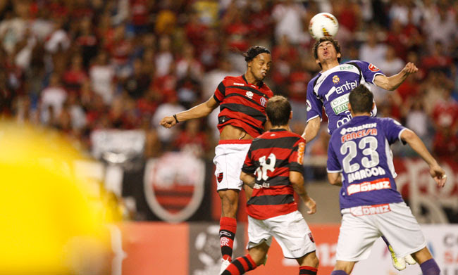Flamengo x Real Potosí (foto: André Portugal/VIPCOMM)