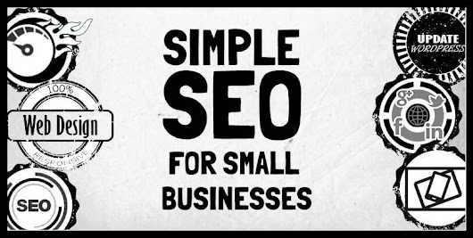 Simple SEO For Small Businesses | Interweb Dynamics | A. Jennings Webdesign & SEO