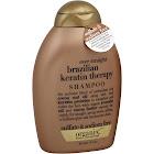 OGX Shampoo, Ever Strengthening + Brazilian Keratin Therapy - 385 ml