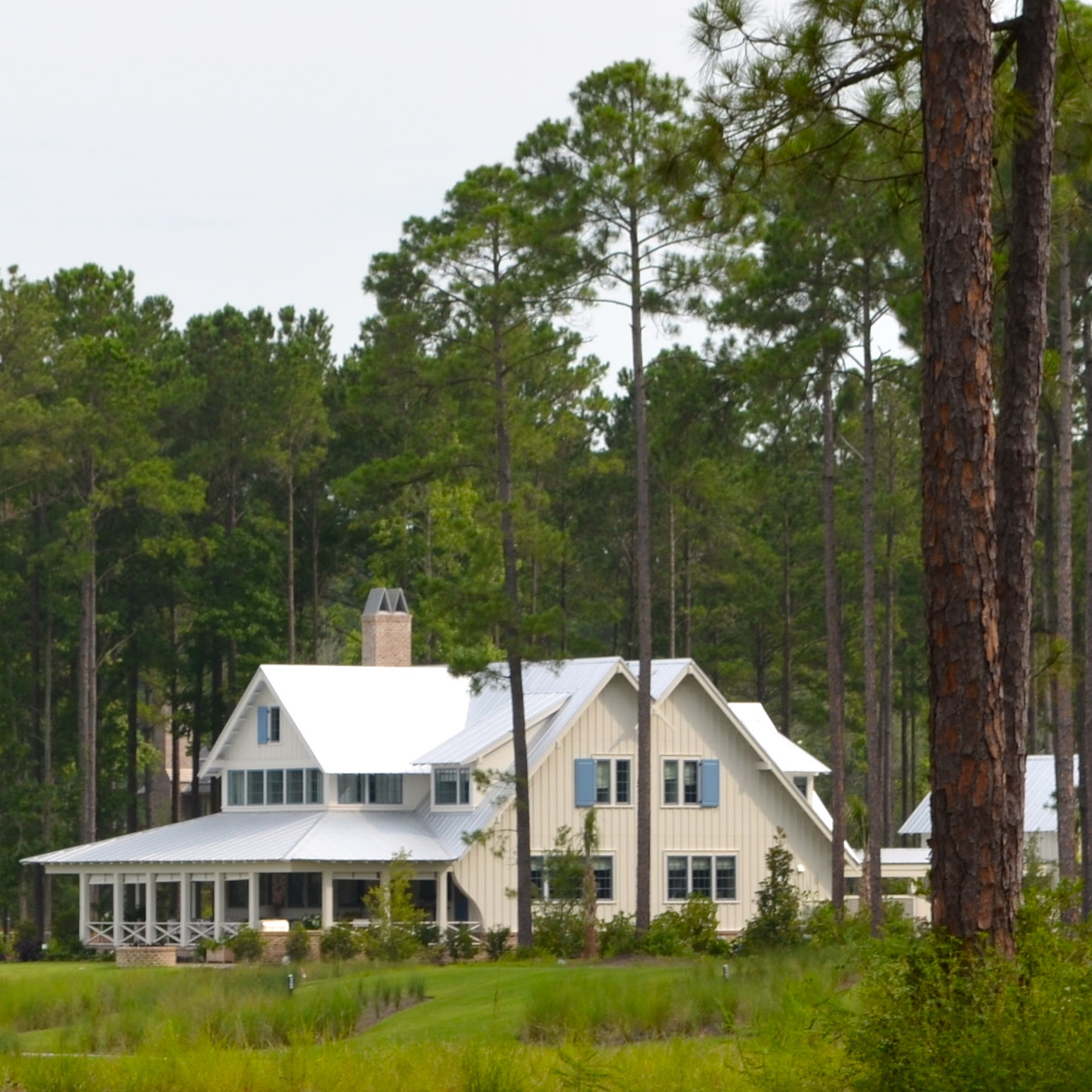 A Visit To The Southern Living Idea House After Orange County
