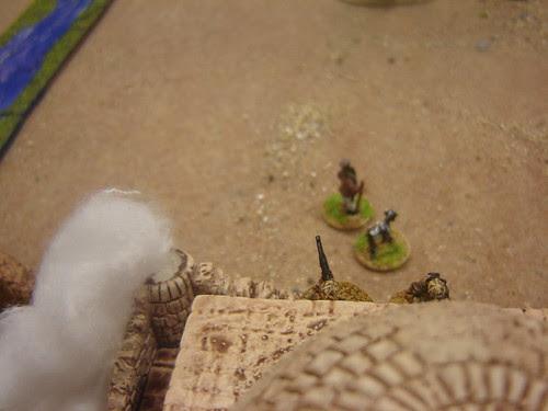 Sniper team vs goatherd