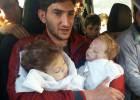 La evacuación de poblaciones asediadas en Siria fuerza el desplazamiento de 30.000 civiles