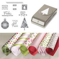 Freude Zur Weihnachtszeit Clear-Mount Bundle  by Stampin' Up!