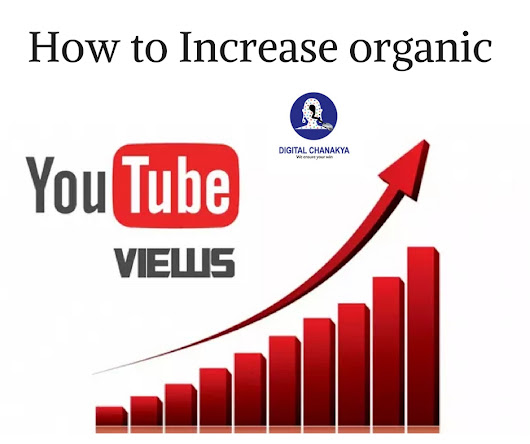 Hacks to increase your YouTube video organic views { Updated 2018 }