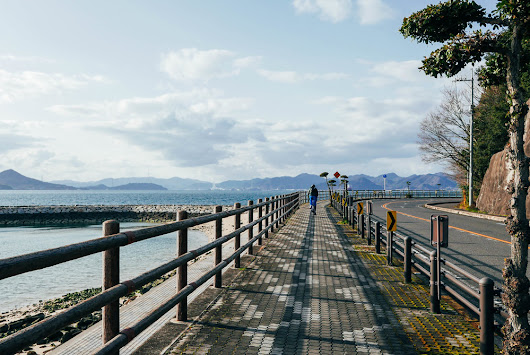 Japan's ultimate cycling adventure, the Shimanami Kaido