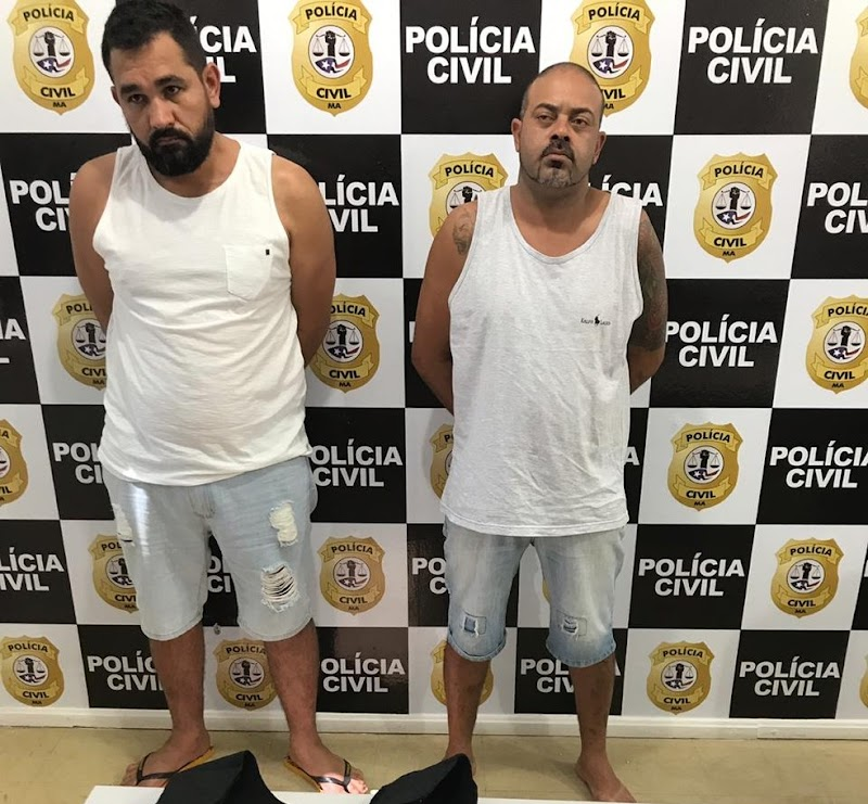 Líderes de organização criminosa de Brasília são presos no Maranhão