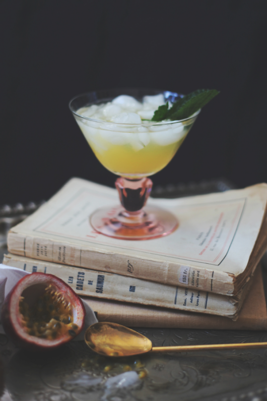 Amour Fou — A Parisian Cocktail Recipe