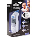 Braun ThermoScan 5 Thermometer, Ear