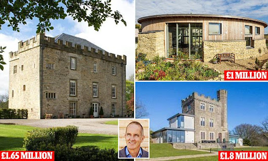 The Grand Designs for sale: The TV show homes you can buy