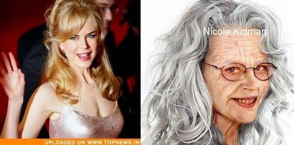 Nicole Kidman 60