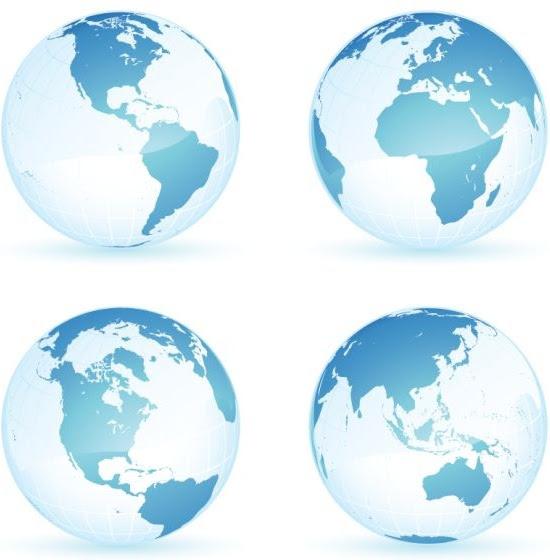 Earth Vector Free vector in Adobe Illustrator ai ( .ai ...