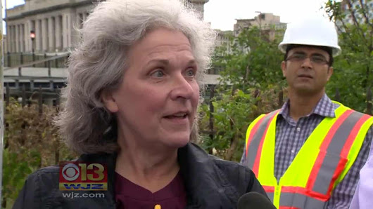 Baltimore Removes Fatberg From Grease Trap Clogs