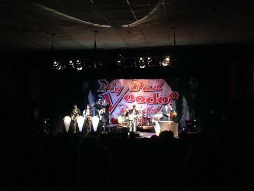 Big Bad Voodoo Daddy (12/4/13)