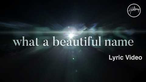 Hillsong Worship What A Beautiful Name Lyrics