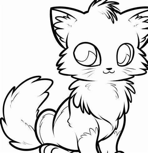 animated fox  coloring coloring pages
