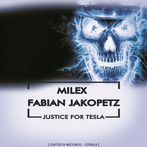 OTR624 - Milex & Fabian Jakopetz - Justice for Tesla [31.03.2017] by Oxytech Records - Limited