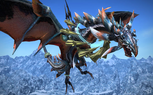 FINAL FANTASY XIV: Look! Up in the Sky! - Pivotal Gamers