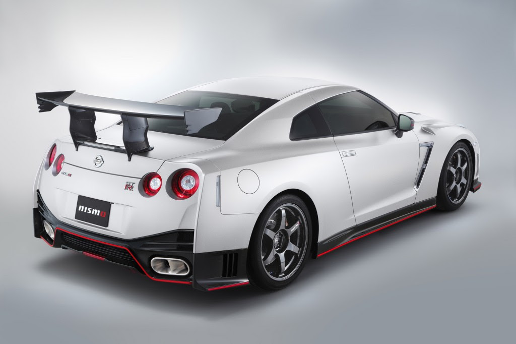 Image: 2016 Nissan GT-R NISMO N-Attack Package, size: 1024 ...