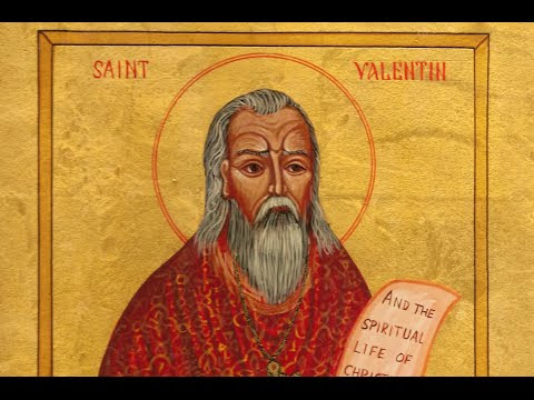 Valentine Day wisdoms St.Valentine is among other things also the patron saint of the Plague victims.