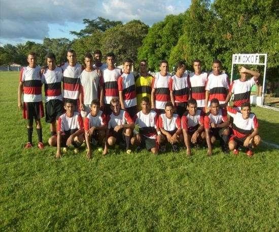 Flamengo do Zé Ferreira para Copa Cidade de Elesbão Veloso 2020- Elenco e comissão técnica