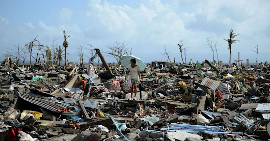Google Sets Up Person Finder and Relief Map for Typhoon Haiyan