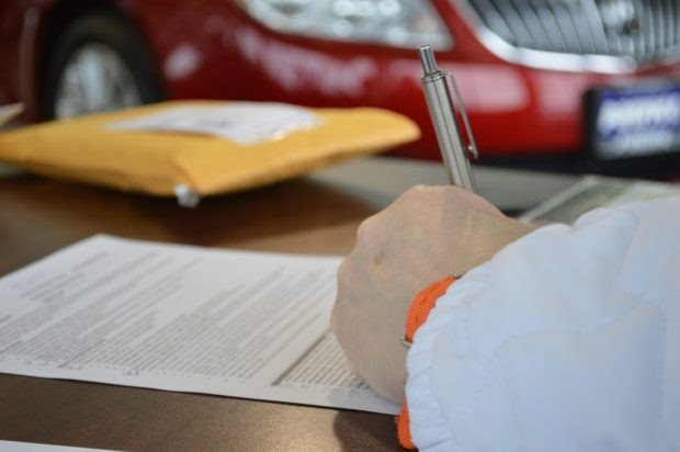 What are the Risks of Car Title Loans?
