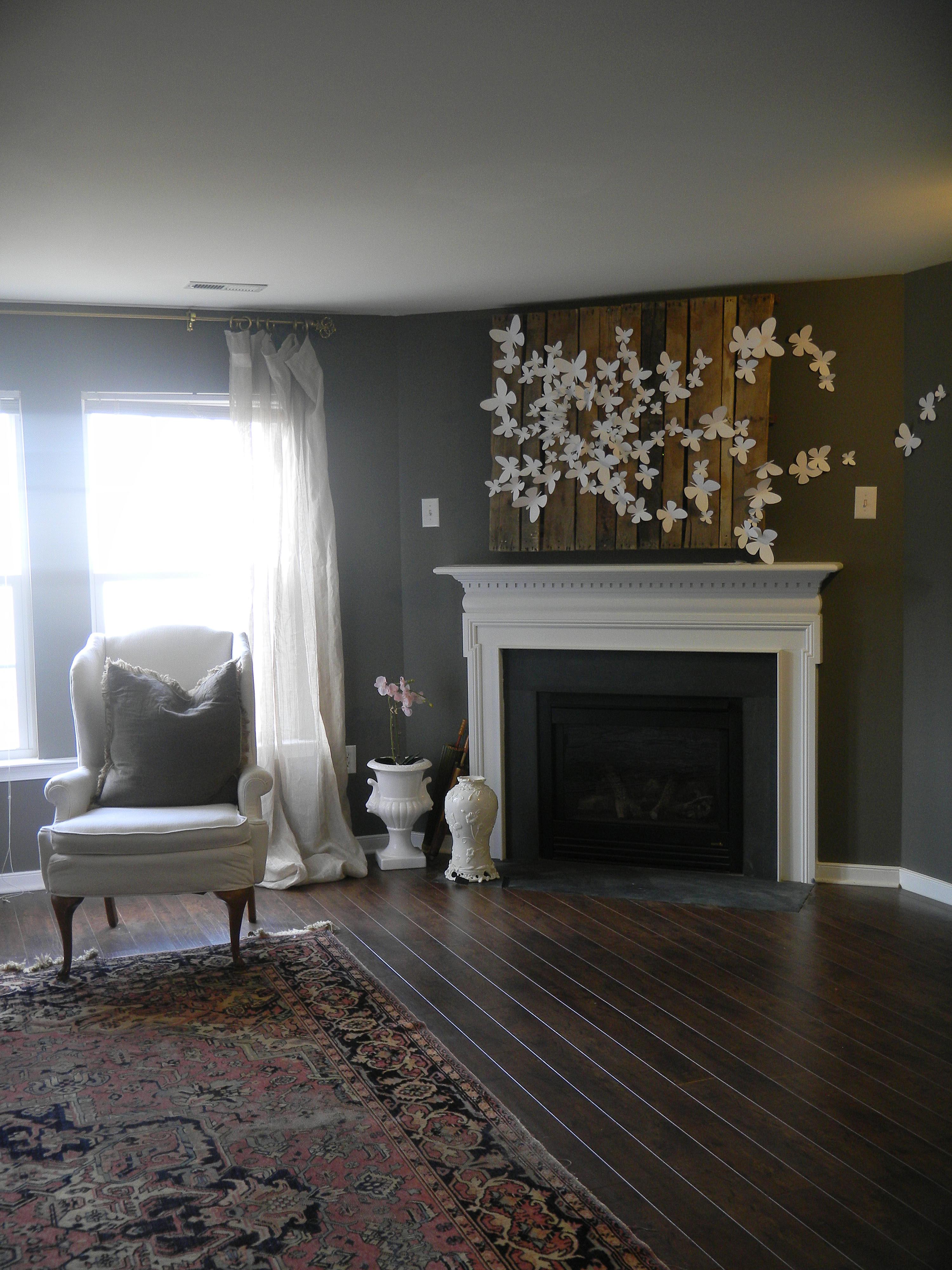 Wall Decor Ideas Over Tv Erfly Art 3000 X 4000