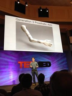 Dean Kamen at TEDMED2011