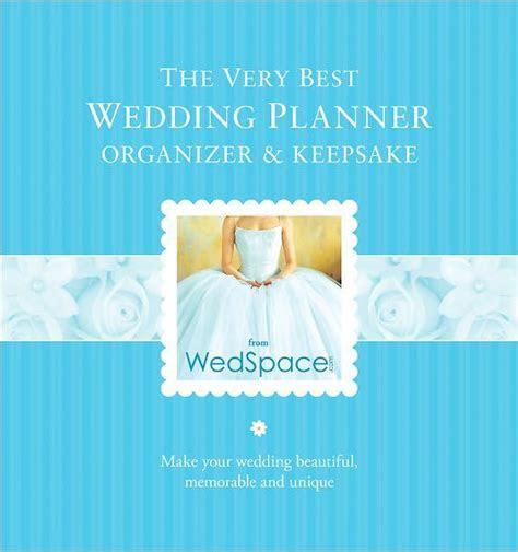 The Very Best Wedding Planner, Organizer & Keepsake by
