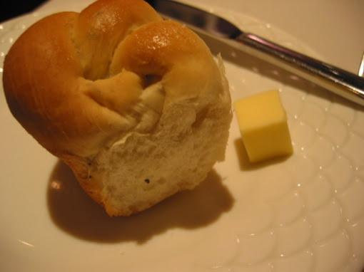 rosemary bread at jerichos
