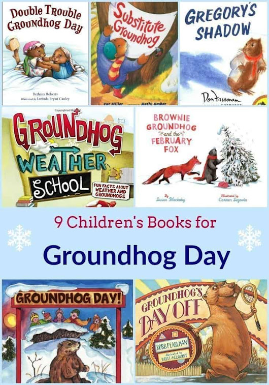9 Books for Groundhog Day - It's Fundamental