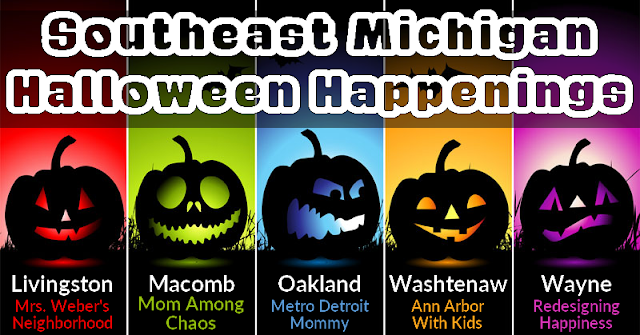 Southeast Michigan Halloween Happenings