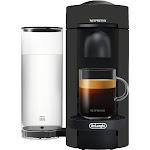 Nespresso - De'Longhi VertuoPlus Coffee Maker and Espresso Machine - Black Matte