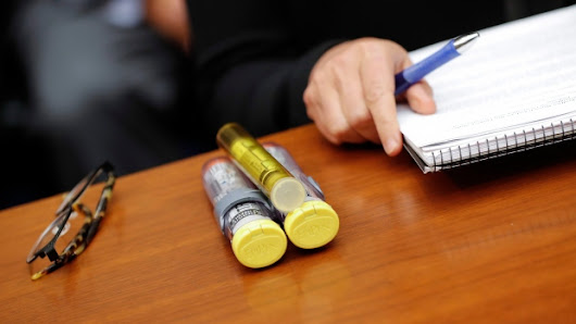 Allergy alert: Why aren't life-saving injectors everywhere in public?