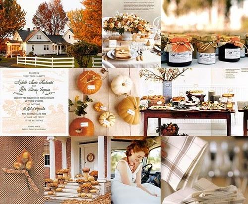 Angela Austin Floral Design Fall Wedding Inspirations