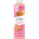 St. Ives Pink Lemon & Mandarin Orange Plant-Based Natural Body Wash Soap - 22 fl oz